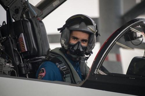 2017 ASCAN T-38 Flight