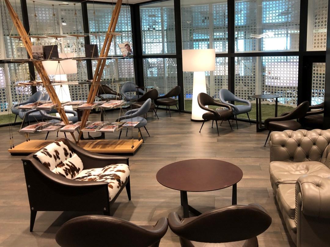 Club Sea Sala Leonardo – Lounge Review – Milan Linate Airport