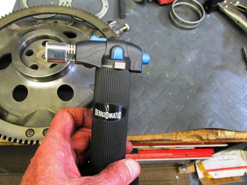 Pinpoint Butane Torch