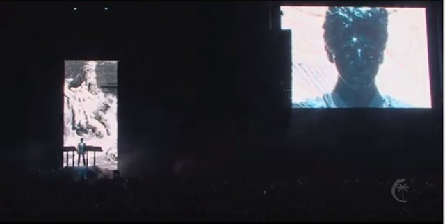 Gesaffelstein live at Coachella1