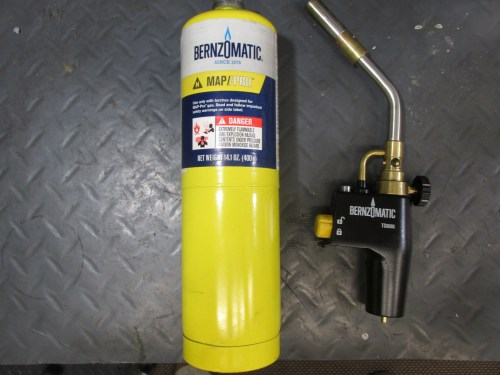 Bernzomatic MAP-Pro Torch Kit