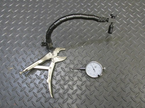 Harbor Freight Clamping Dial Indicator Tool
