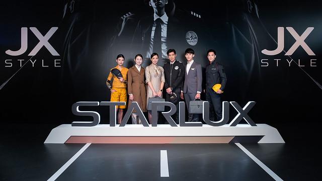 JX Style 星宇航空全系列制服