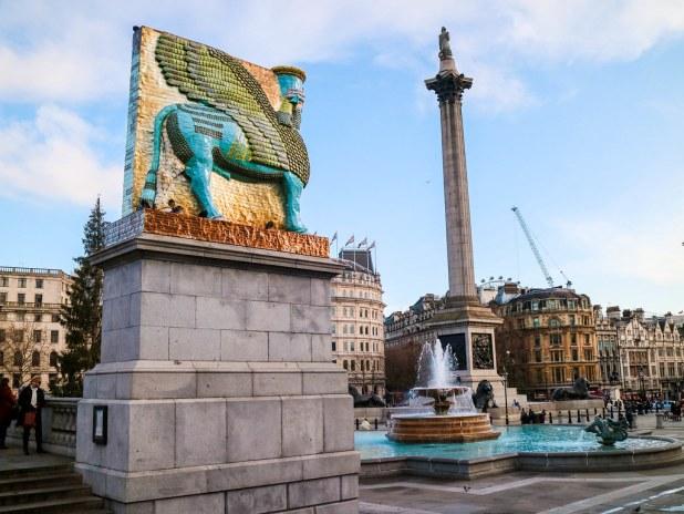 Centro de Trafalgar Square