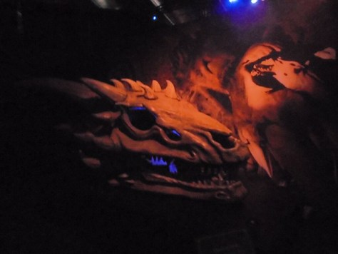 Photo: GOT dragon skull