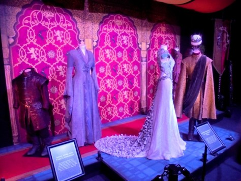 Photo: GOT Exhibition - costumes