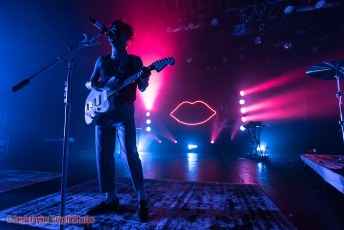 lovelytheband + Flora Cash + Jagwar Twin @ The Commodore Ballroom - April 19th 2019