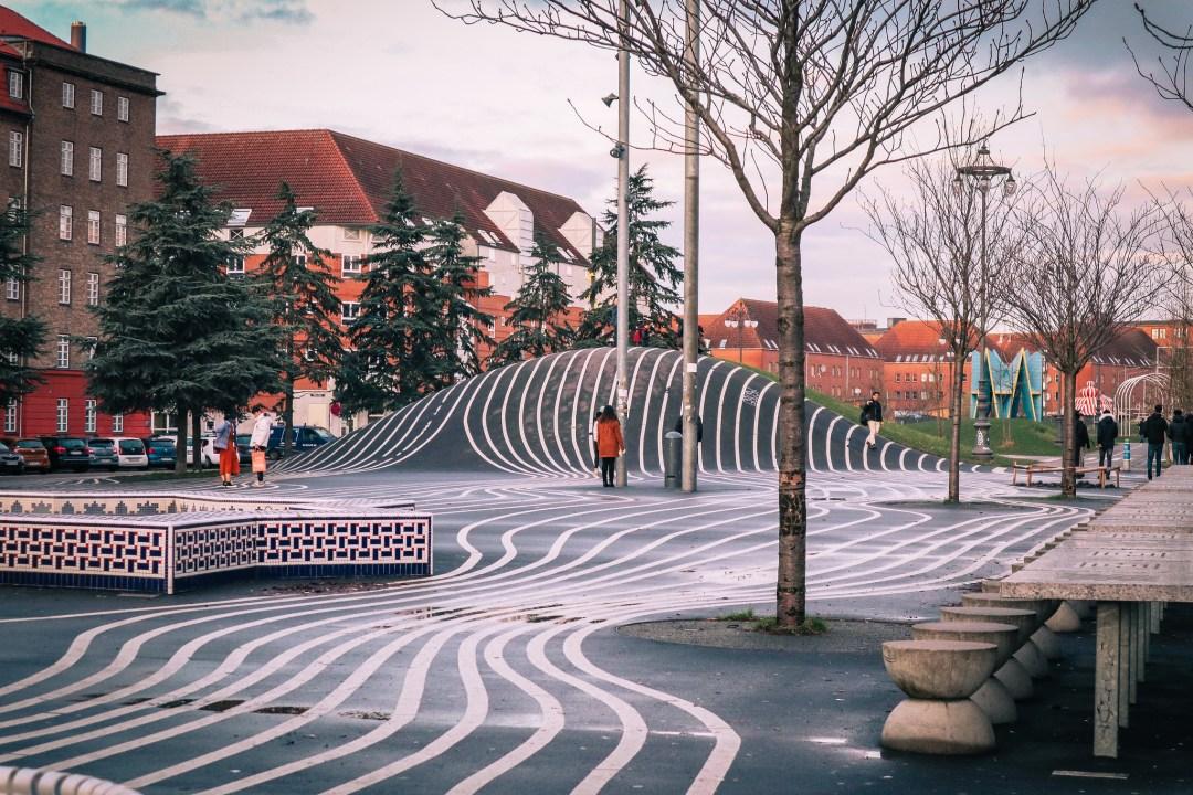 Nørrebro e il parco Superkilen, Copenaghen