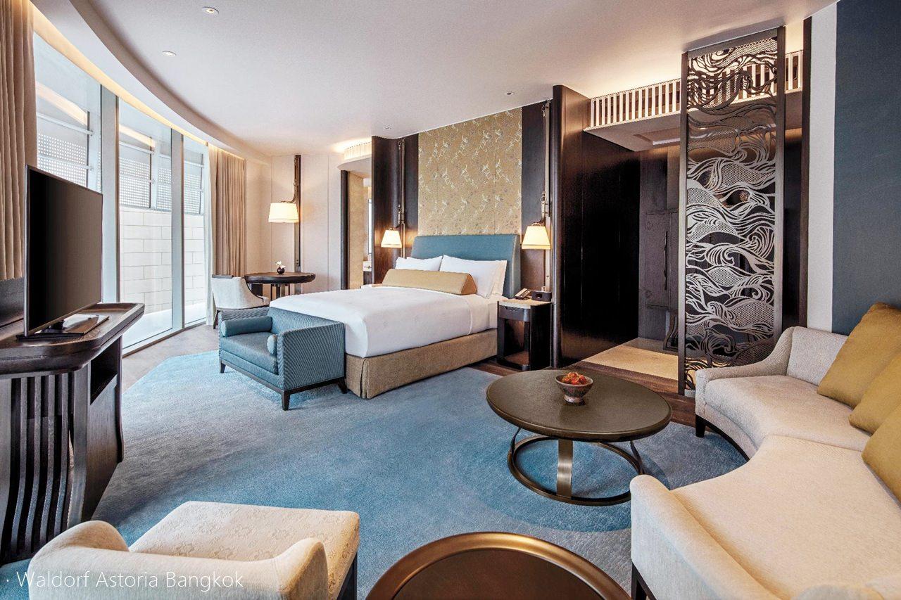 2020 泰國曼谷飯店