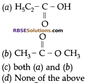 RBSE Solutions for Class 10 Science Chapter 8 Carbon and its Compounds 17