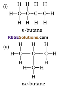 RBSE Solutions for Class 10 Science Chapter 8 Carbon and its Compounds 26