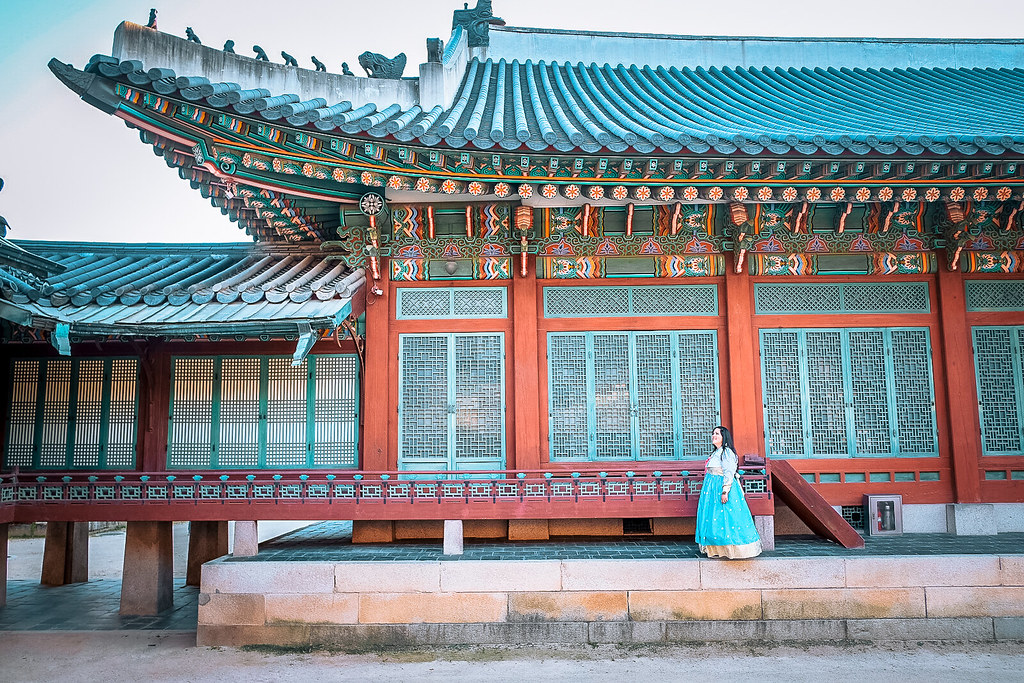 Changedeokgung Palace | 3 Days in Seoul Itinerary