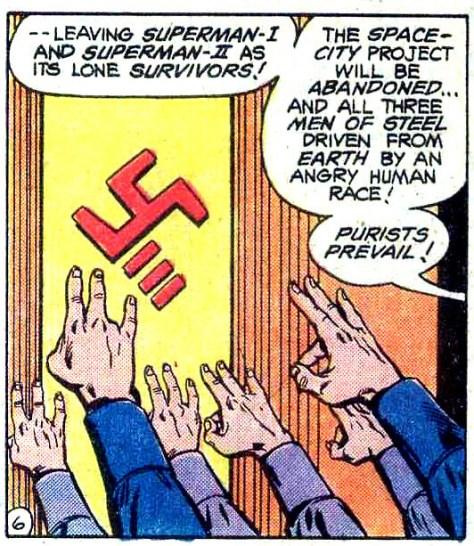 superman 2020 purists