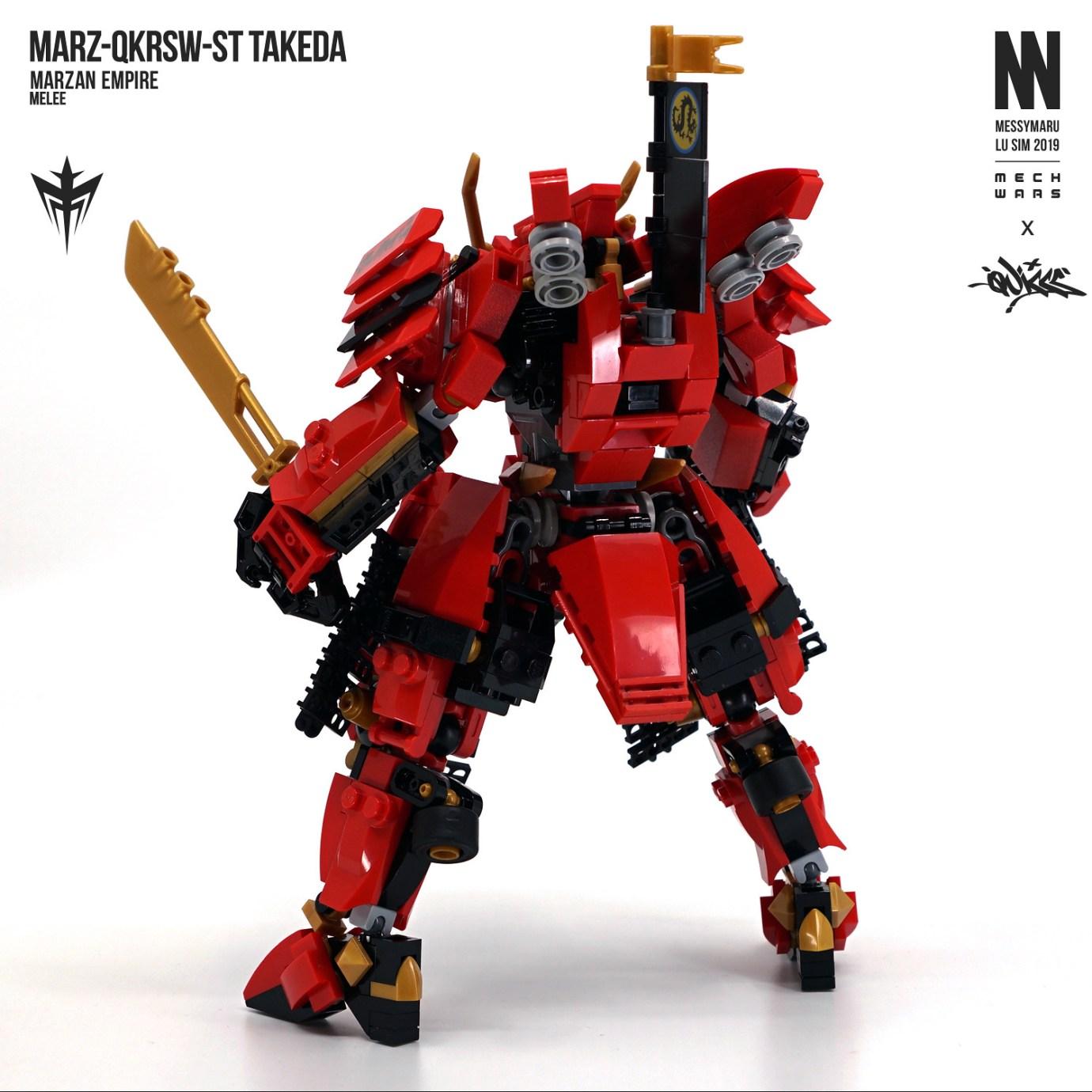 MARZ-QKRSW-ST Takeda