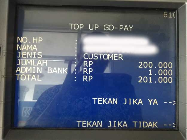 top-up-go-pay-lewat-atm-bri