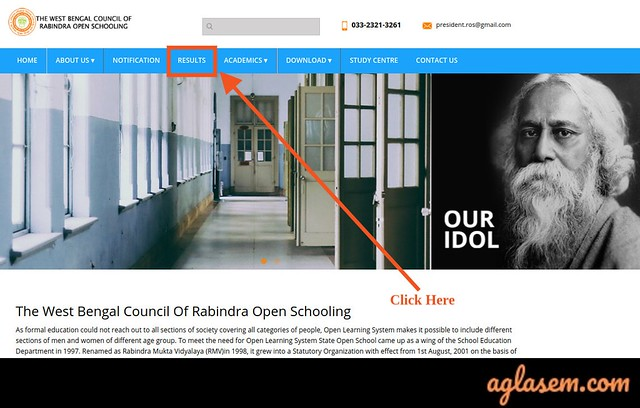 Rabindra Open Schooling HS Result December 2019