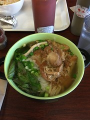 March 4, 2019 / Tasty Pho for Lunch
