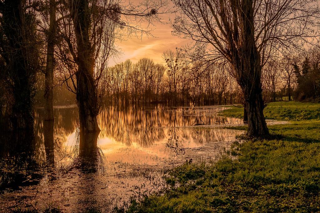 La Boutonne - Inondations 2019
