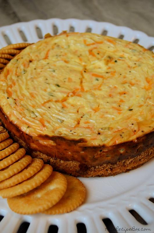 Savory Cheesecake 2