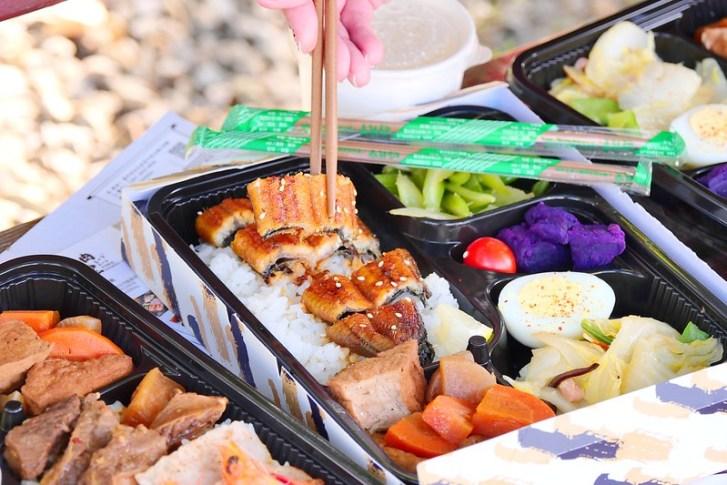 49350256531 894346932c c - 肉肉堂便當_台中:黃金烤鰻魚便當豐盛好吃 海陸三拼牛肋條+白蝦+松阪豬份量更滿足!