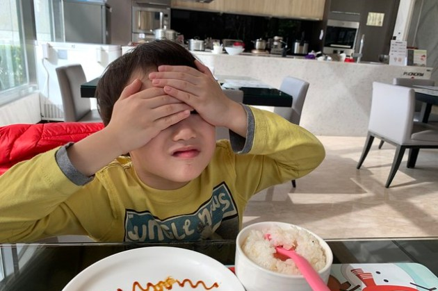 【小安比日記】我的兒子是諧星?