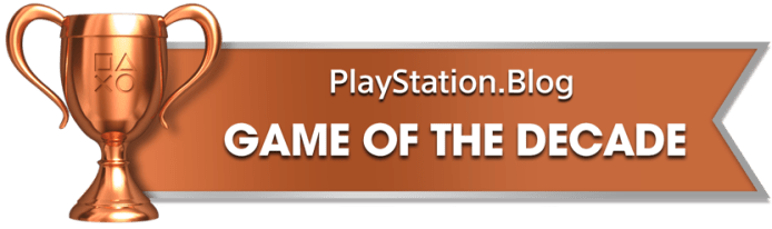 PS Blog Game of the Decade - Bronze