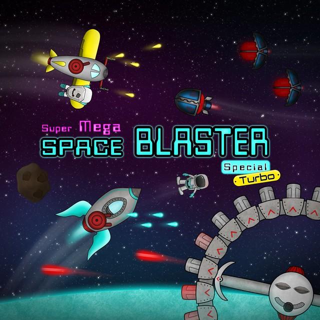 Super Mega Space Blaster Special Turbo