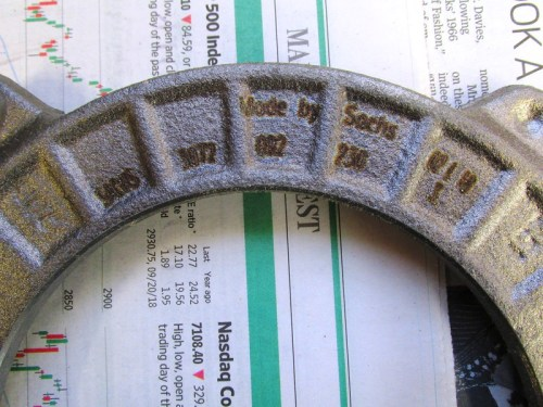 Clutch Housing Cover Markings: 3072 092 230 02 | 18 3