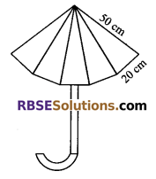 RBSE Solutions for Class 9 Maths Chapter 11 Area of Plane Figures Miscellaneous Exercise 8