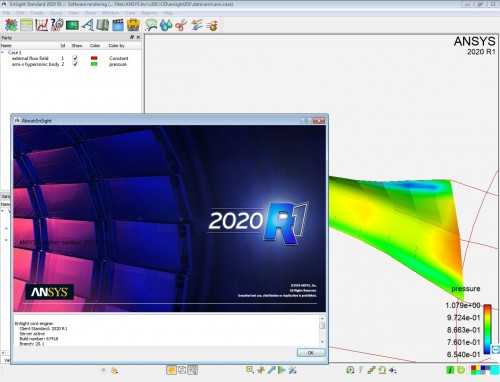 Working with ANSYS Products 2020 R1 full license