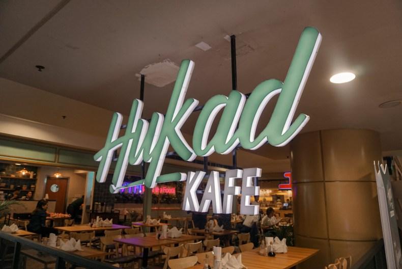 Hukad Kafe Front