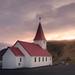 Vik Church (Iceland) / Iglesia de Vik (Islandia)