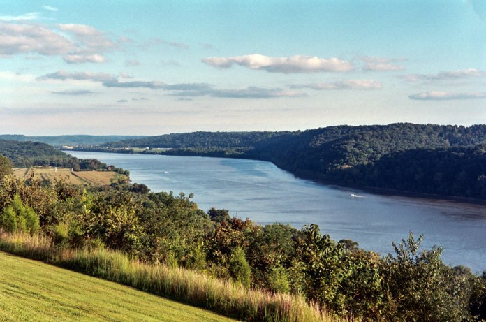 Ohio River, from IN SR 62, Leavenworth, IN