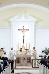 St. Pius X Rededication