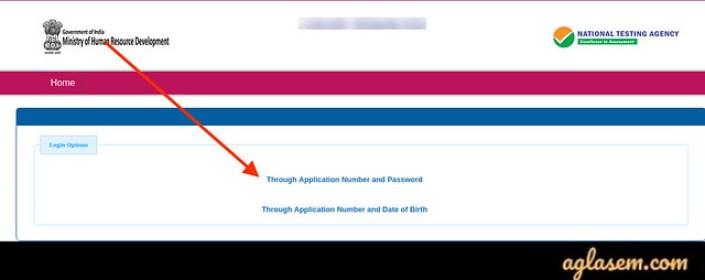 ARPIT 2020 Admit Card