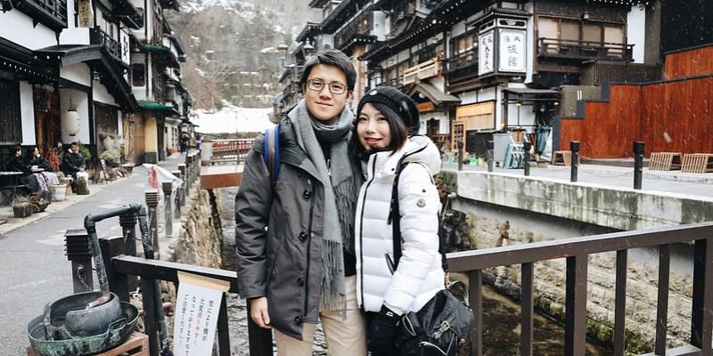 ▌日本 ▌仙台山形Day3 白銀瀑布 - 一種拍攝型錄的心情