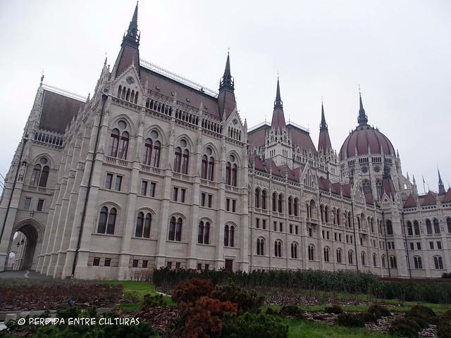 Budapest: Parlamento