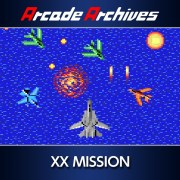 Thumbnail of Arcade Archives XX MISSION on PS4