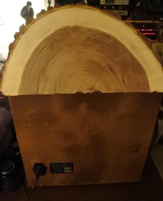 Doepfer case walnut on walnut