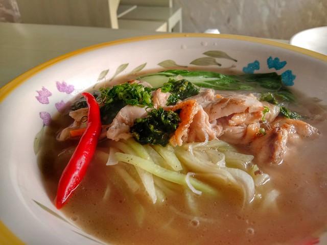 Chicken tinola by chef June