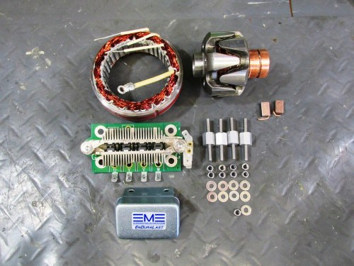 EME Type III 400 Watt Kit Components