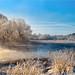 Frosty January Morning