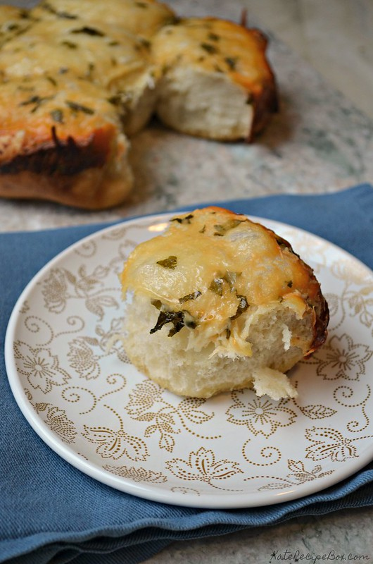 Cheesy Herb Dinner Rolls 2