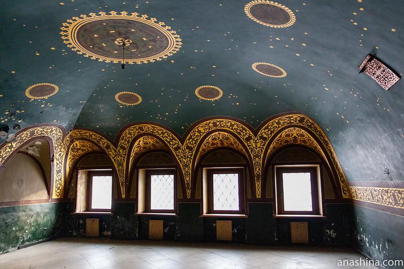 Палаты Волковых-Юсуповых, Москва