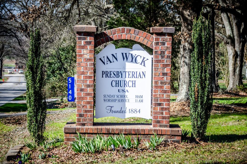 Van Wyck Presbyterian Church