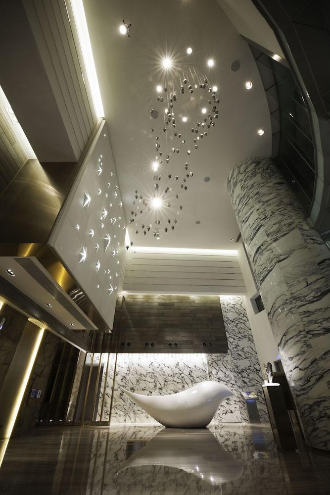 如心酒店集團 L_hotel elan - Lobby 如心艾朗酒店 酒店大堂