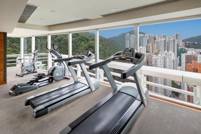 如心酒店集團 L_hotel Causeway Bay Harbour View - Gym 如心銅鑼灣海景酒店 - 健身室