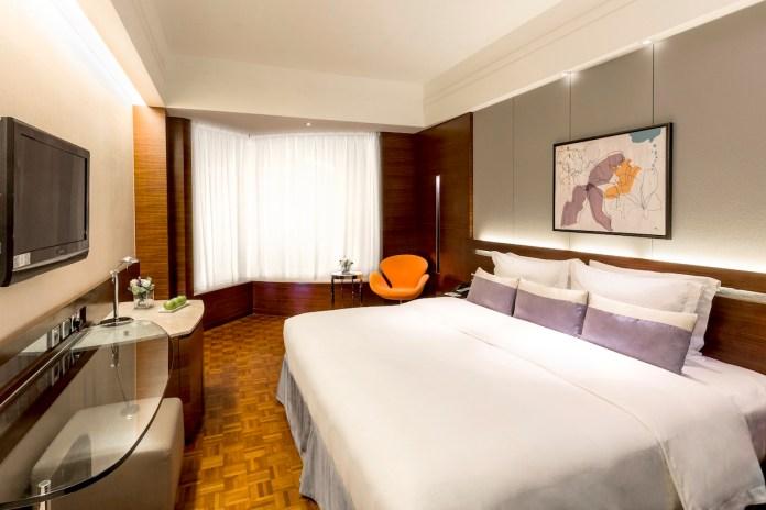 如心酒店集團 寬敞舒適的客房