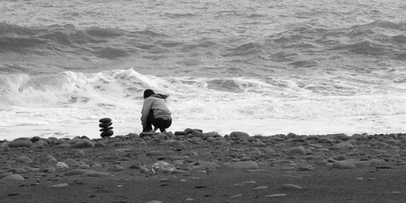 台東大鳥海邊疊石頭(15.5ys)