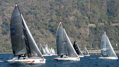 2018 - Luino, ITA - Melges 24 European Sailing Series 6th event